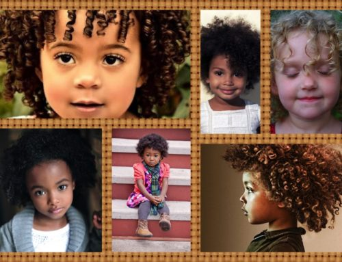 Natural kids natural hair!