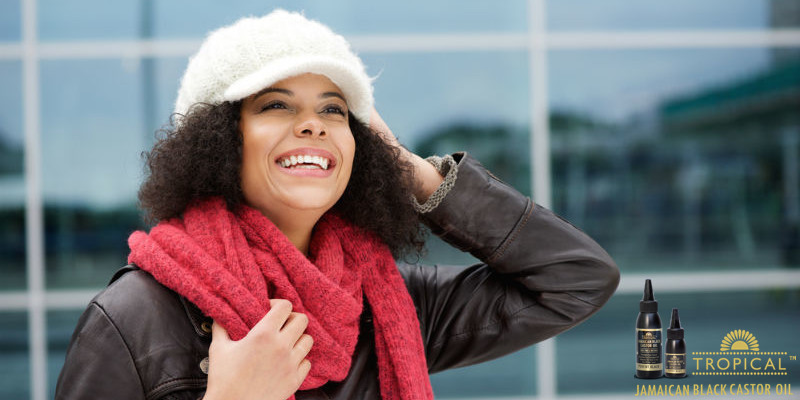 Winter haircare tips